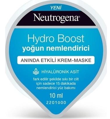 Neutrogena Neutrogena Krem Maske Hydro Boost Nemlendirici Etkili 10 Ml Renksiz